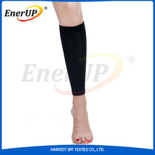 copper compression sleeve shin/leg/knee support