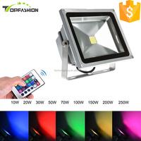 2015 hot sell 50W led floodlight high quality long-distance ip65 led flood light tech box flood lamp