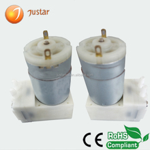 55-75kPa high pressure 3-6LPM mini diaphragm lab vacuum pump
