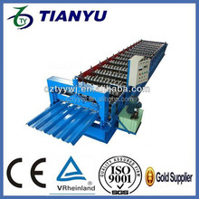 Hign quality low price roofing tiles making machine