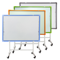 2015 Riotouch best sale smart class interactive whiteboard use infrared technologies