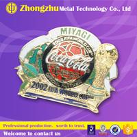 custom 3d Zinc alloy metal name lapel button badge maker antique copper brass pin school sport company hat cap logo emblem