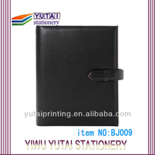 2014 Multicolor Leather Refillable Journal notebook
