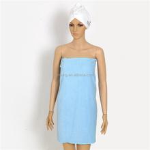 100%polyester plain beach towel bath