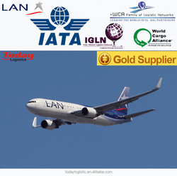 Air freight from China to Brazil