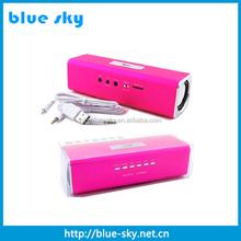 Cube mini portable enjoy music anytime anywhere speaker