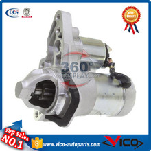 Hitachi Starter Motor For Nissan Tiida,LRS02454,LRS2454,23300EE00A,23300-EE00A