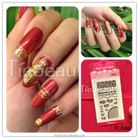 2015 Tiebeauty online wholesale discount ble nail sticker/Promotion online wholesale nail decal sticker