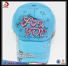 5 pieces of diamond paste Embroidered Baseball Cap/hat/label