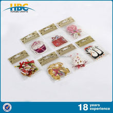Widely Use Wholesale 3D Embellishment Art Card Handmade Stickers