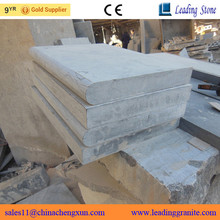 High quality natural blue stone pool coping bullnose