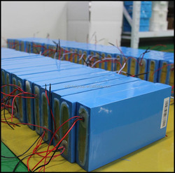 Ternary lithium battery 12.8V 40Ah high capacity rechargeable lifepo4 battery