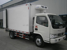 Hot Sales Dongfeng 2T refrigerated cargo van/freeze truck