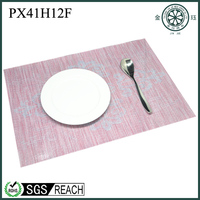 plastic woven table runners,table cloth,table placemat
