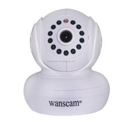 Lowest price ip camera sim card indoor infrared mini with CMOS sensor