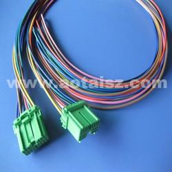 Automobile parts car diagnostic cable obd2 BYD cable with molex