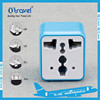 Travel adapters converters transformers dual World's smallest travel adapter international