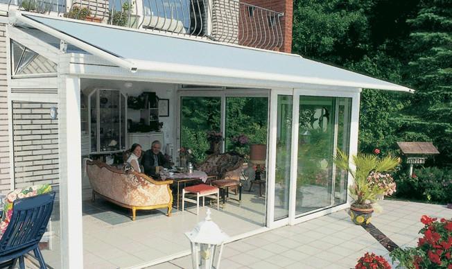 personnalis 5 x 6 m toit en aluminium couverture. Black Bedroom Furniture Sets. Home Design Ideas