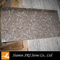 Polished G648 Red Granite table bases for granite tops