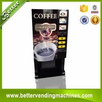 Self-service necta vending coffee machine