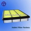 Alto- rendimiento de aire del coche de filtro de cartucho/de partes de automóviles