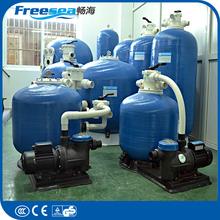 Freesea CS-1200 parque piscina tratamento de água bem filtro de areia equipamentos sistema de tratamento de água filtro de areia