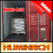 Huminrich Shenyang Promote Plant Growth Pure Humic Acid 50% From Leonardite