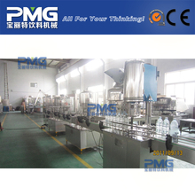 small plastic bottle pure/drinking/mineral water filling line