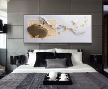 Special Handmade Modern Abstract Home Decoration--Cold porcelain dimensional relief