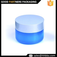 50ml plastic jar containers for pomade hair products
