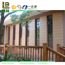 Home decorative wpc/ wood plastic composite wall panel