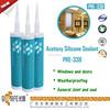 Acetoxy Silicone Sealant/ UV Resistant silicone sealant