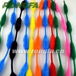 Four Bump Loopy High quality chenille stems Pipe cleaners