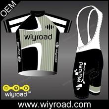 Accept OEM baggy bike shorts/cycling wear silicone/bib short cycling uniform with very good quality