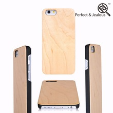 mobile phone accessories New fashinable rose wood case for iphone 6