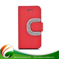 Quality Assured Oem Belt Clip Leather Case For Iphone 4
