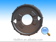 Austempered Ductile iron casting engineer machinery parts -hold