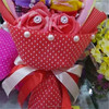 100% polyester nonwoven tissue paper fabric for flower wrapping