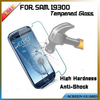 Ultra-thin anti-scratch 9H premium tempered glass film screen protector for Samsung galaxy S3 9300 I9300 Ebour