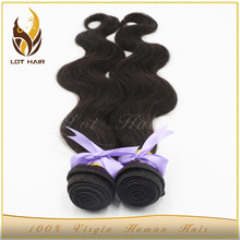 Most popular high quality can be dyed cheap 100% virgin brazilian hair