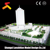Custom Made Architectural Model, model making from professional manufacturer
