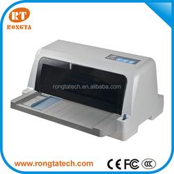 24 pins usb document dot matrix printer machine with duplexing logic