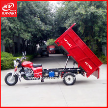 Lifan Air-cooled / Water-cooled Engine Adults Tricycle 250cc Reverse Trike For Sales