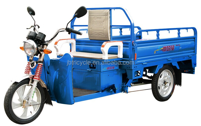 Electric tricycle for cargo JB200-26F1