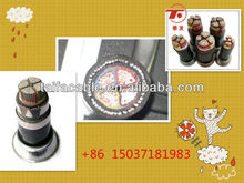 copper conductor or aluminum conductor XLPE Insulated Armored Electric Power Cable 0.6/1kV 25mmm 50mm 100mm 120mm 150mm