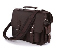 7145R Genuine Leather Tote Case ShenZhen JMD Travel Bags