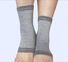 Bamboo Fiber Charcoal Elastic Ankle Brace Support