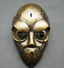 Hot Korean ice hockey goalie mask halloween hockey mask custom resin halloween mask