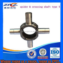 China Manufacturer ISO/TS16949 Certified Steel Material Universal Joint Crossing Shaft For Various Trucks And Autos