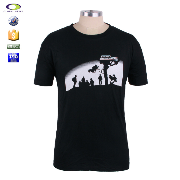 Custom digital printing dubai wholesale t shirt china Custom t shirt digital printing